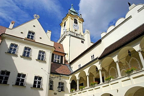 Apponyi Palace, Bratislava, Slovakia