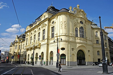 Casino Reduta, Bratislava, Slovakia