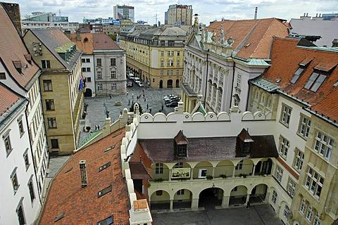 Apponyi palace, Primate's Palace, Bratislava, Slovakia