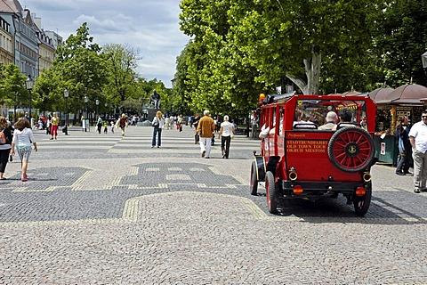 Hviezdoslav square, Bratislava, Slovakia