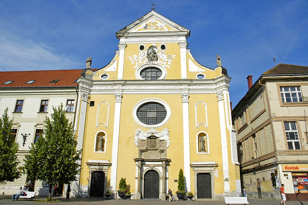 Franciscan church, Kosice, Slovakia, Slovak Republic