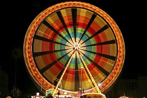Ferris wheel, Berlin, Germany