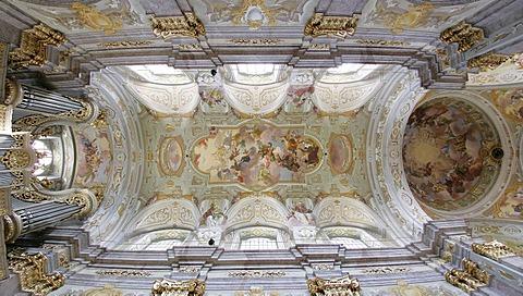 Baroque pilgrimage church on the Sonntagsberg designed and planned by Jakob Prandtauer und Joseph Munggenast Lower Austria