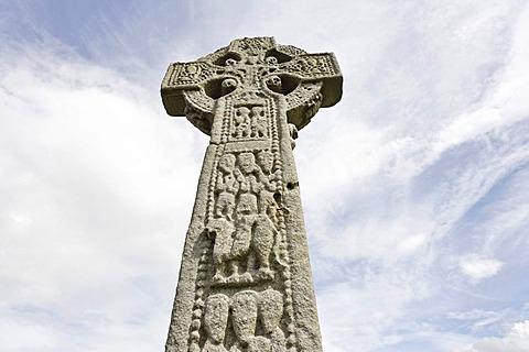Celtic cross of Drumcliff, Sligo, Ireland
