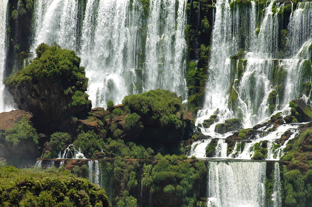 Waterfalls, Iguacu , Argentina, South America