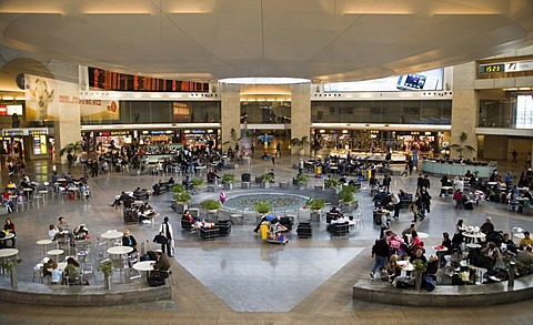 Ben Gurion International Airport, Tel Aviv, Israel, Middle East