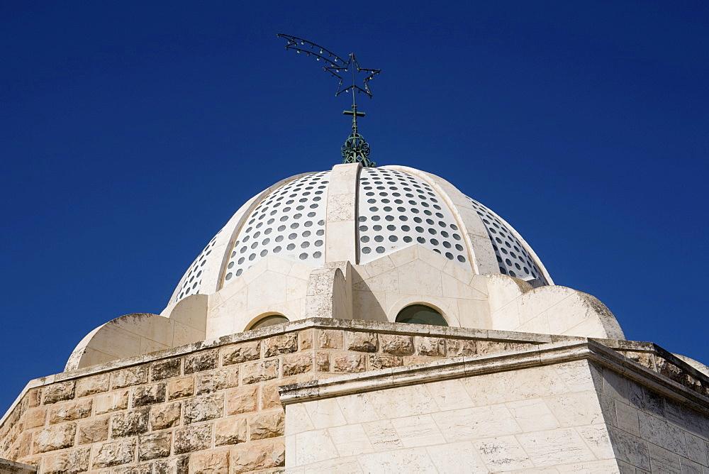 Shepherds' Field Church in Bethlehem, West Bank, Palestine, Israel, Middle East