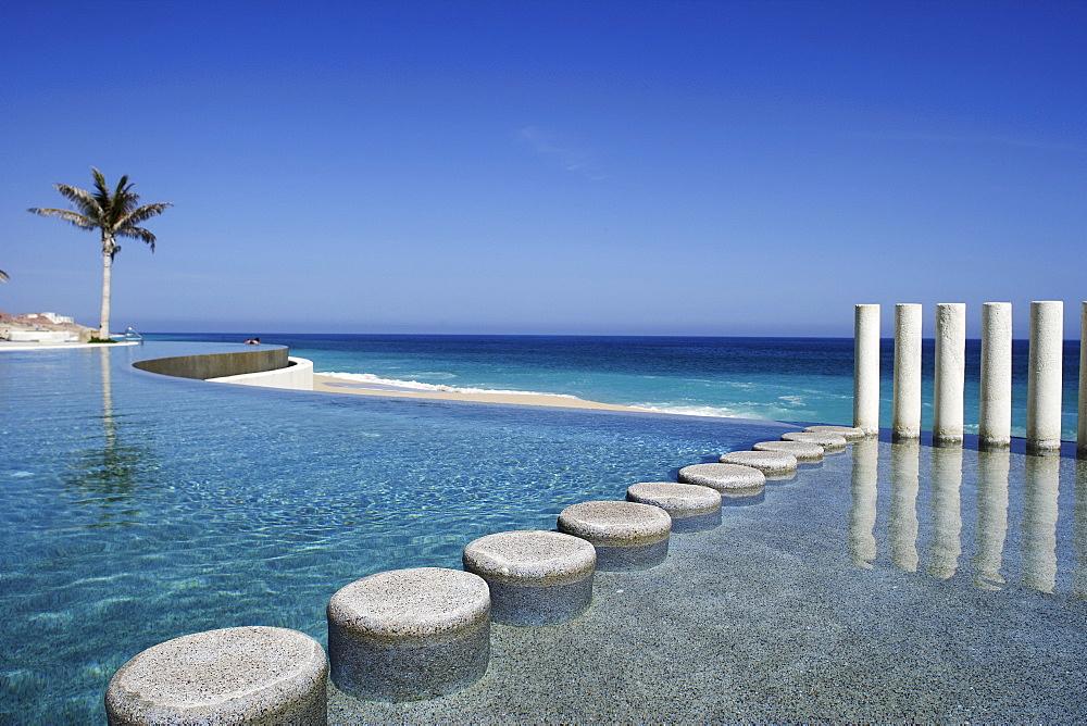 Swimming pool, Los Cabos, Baja California Sur, Mexico