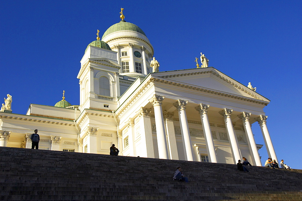 Cathedral, Helsinki, Finland, Scandinavia, Europe