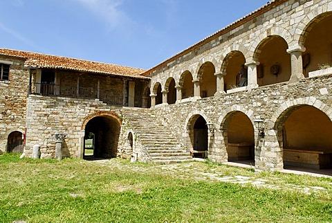 Pojan Byzantine Monastery, Museum of Apollonia, Albania, Europe