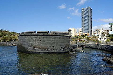 Castillo de San Juan, Santa Cruz, Tenerife, Canary Islands, Spain