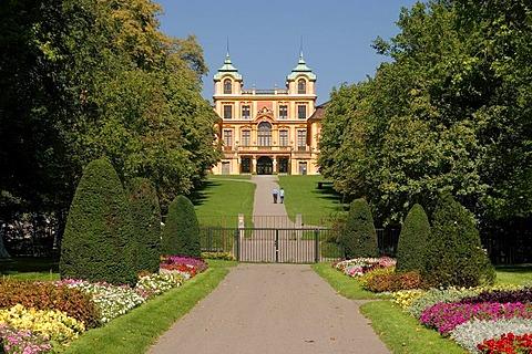 Favorite castle in Ludwigsburg, Germany