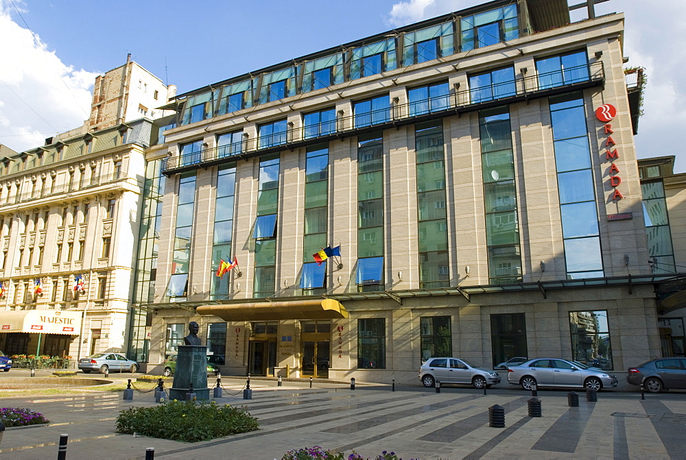 Ramada Majestic Hotel, Bucharest, Romania