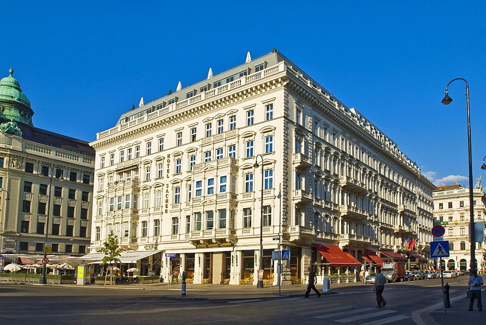Hotel Sacher, Vienna, Austria