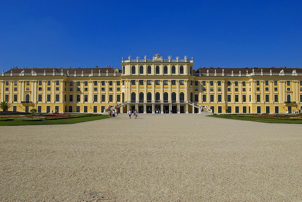 Schoenbrunn Castle, Vienna, Austria