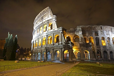 Colosseum, Rom, Italy