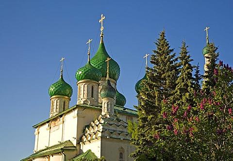 Church of Elijah the Prophet, Yaroslavl, Russia