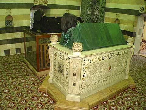 Shrine of saladin