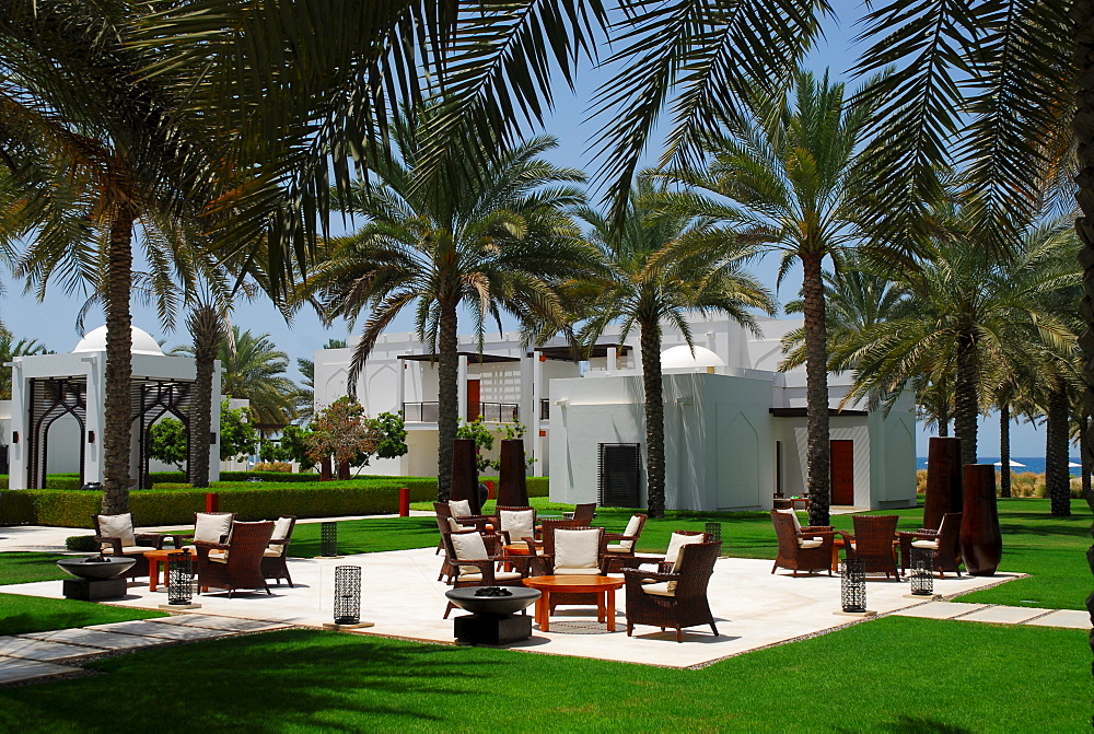The Chedi Hotel, Muscat, Oman