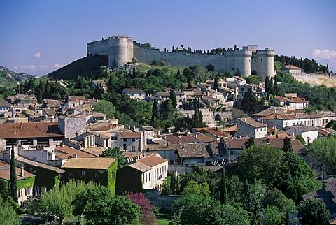 Fort St. Andre, France, Provence, Villeneuve les Avignon