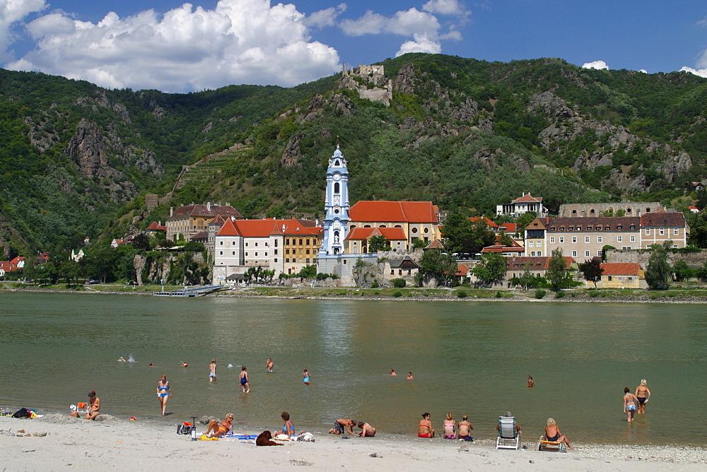 Duernstein, Wachau Region, Lower Austria, Austria