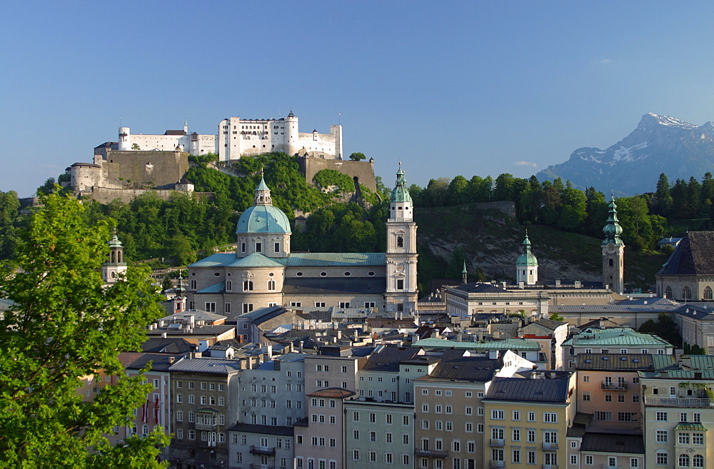 Fortress of Salzburg, City of Salzburg, Austria