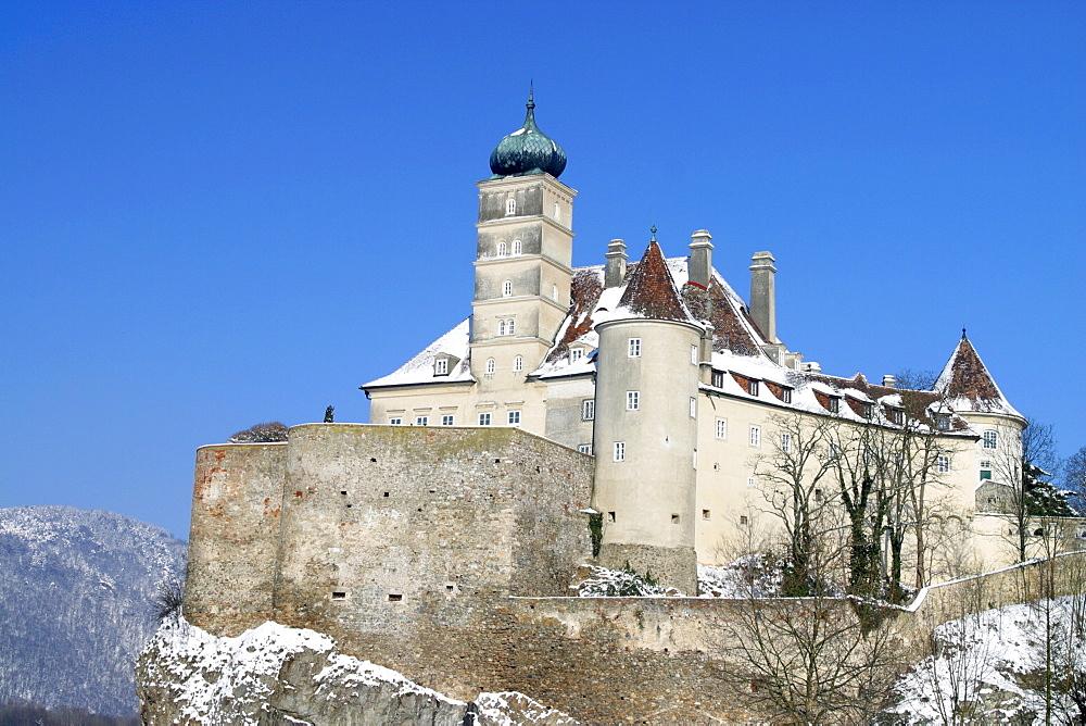 Schoenbuehel Palace, Wachau Region, Lower Austria, Austria