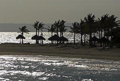 Beach at Matemo Island, Quirimbas islands, Mozambique, Africa