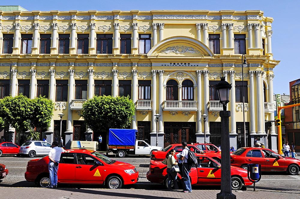 Melico Salazar theatre, San Jose, Costa Rica, Central America