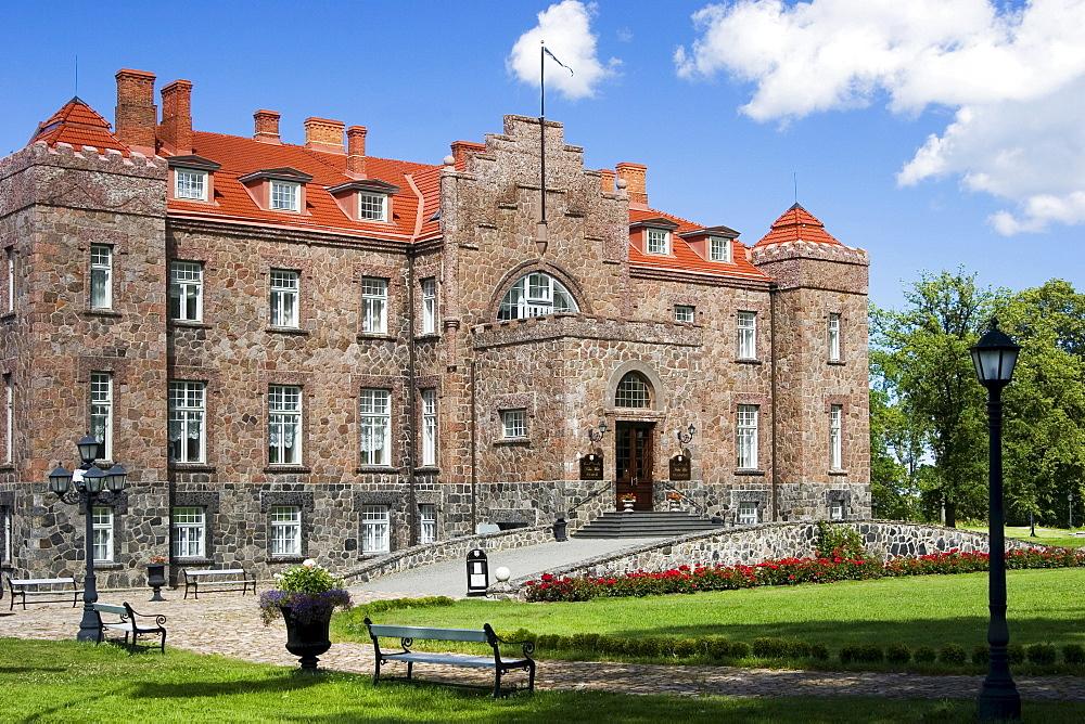 Kalvi Manor, Estonia, Europe