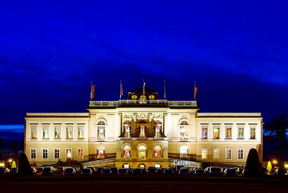 Klessheim Castle and Casino Salzburg, Salzburg, Austria
