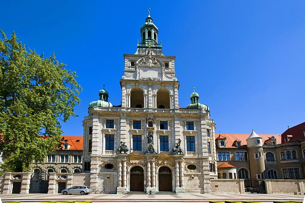 Bayerisches Nationalmuseum, Bavarian National Museum, Prinzregentenstrasse, Munich, Upper Bavaria, Germany, Europe