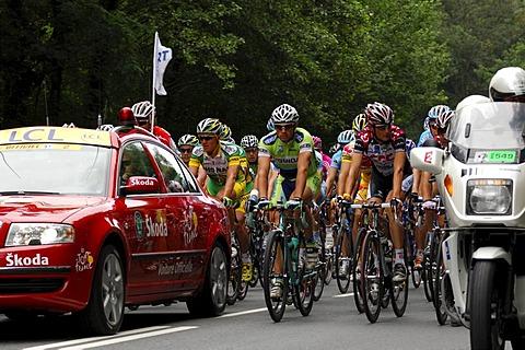 Start to the 2006 Tour de France
