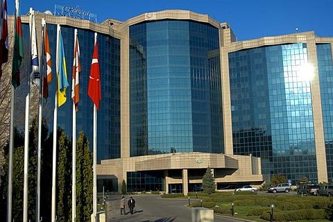 The Regent Hotel Almaty Kasachstan