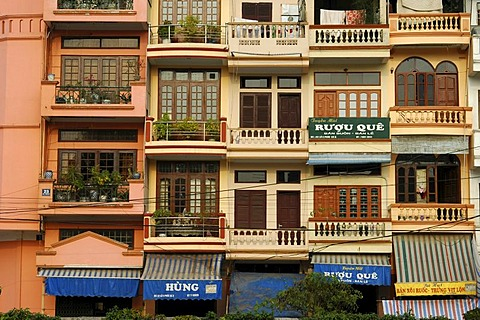 Private property apartments in Hanoi Vietnam