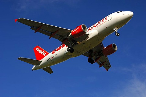Airbus, low-cost carrier Easyjet