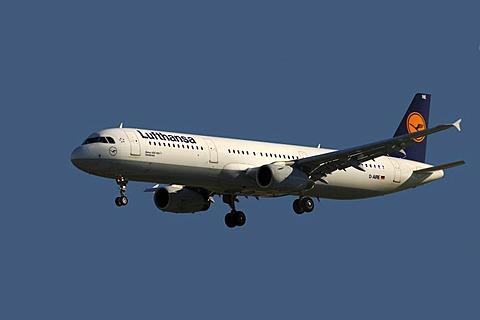 Airbus A321-100, Lufthansa