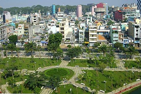 Ho Chi Minh City Viet Nam