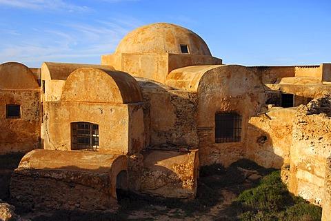 Dome, bathhouse, Roman Villa Silini, Villa Sileen, Leptis Magna Libya
