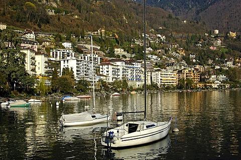 Riviera Vaudoise, Montreux. Switzerland