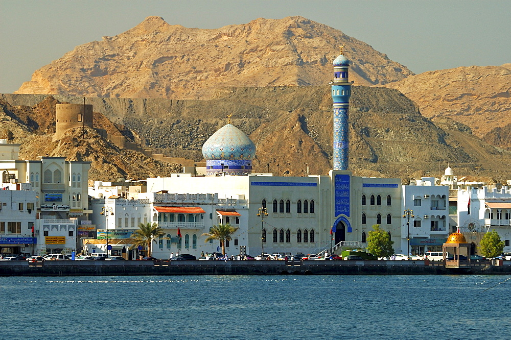 Image of the Muttrah district, Muscat, Sultanate of Oman, Middle East