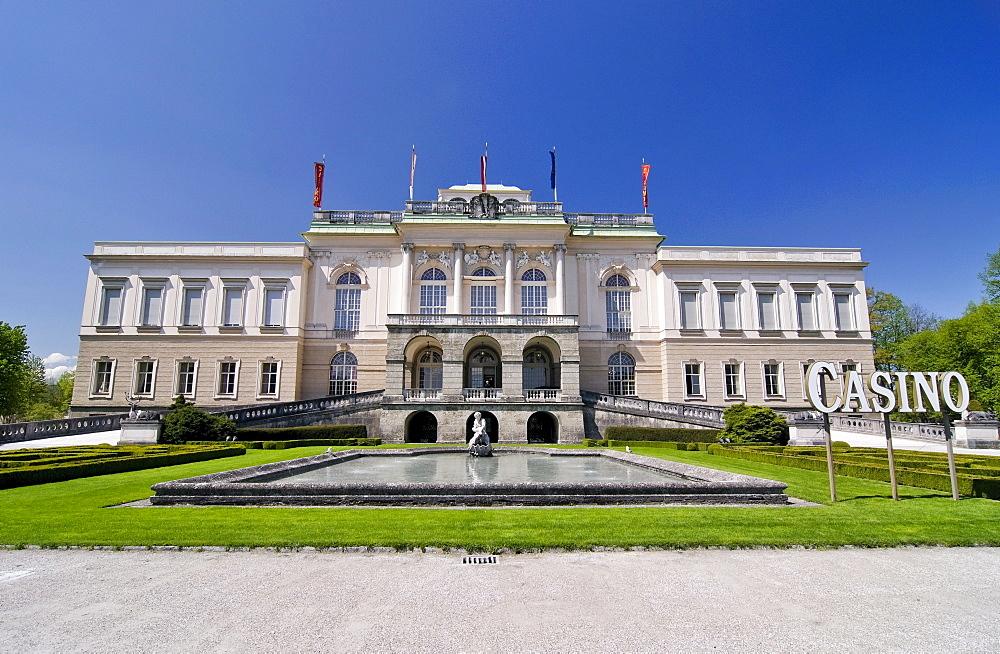Klessheim Palace, Casino Salzburg, Salzburg, Austria, Europe