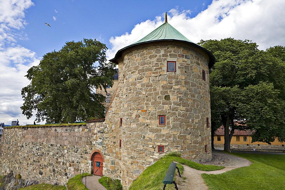 Akershus Festning (Akershus Fortress), Oslo, Norway, Scandinavia, Europe