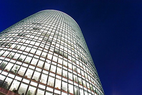 Potsdamer Platz, Deutsche Bahn Tower, Berlin, Germany