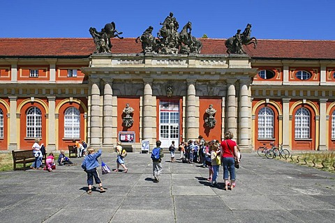Film Museum, Lustgarten, Potsdam, Brandenburg, Germany, Europe