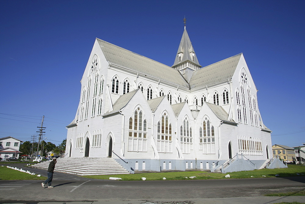 St. George's Cathedral, Georgetown, Guyana, South America