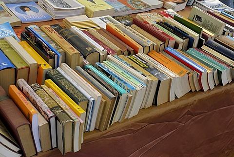 Old Dutch books, second-hand bookshop