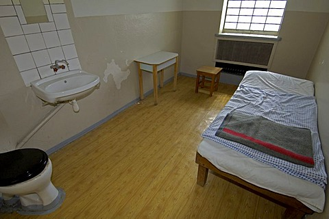 Cell of the further secret service od the gdr in berlin, Germany