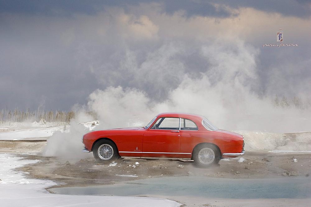 Ferrari 212 Europa Pinin Farina Berlinetta, built 1953