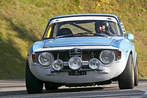 Alfa GTA 1600 Bertone, built 1967